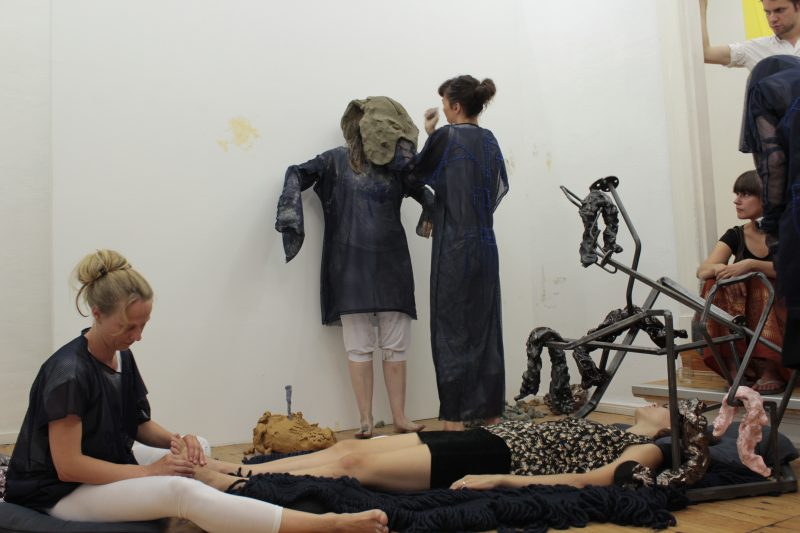 Sole Searching, Closing event on Saturday, 27th of July 2013, Performance by Sonja Gerdes