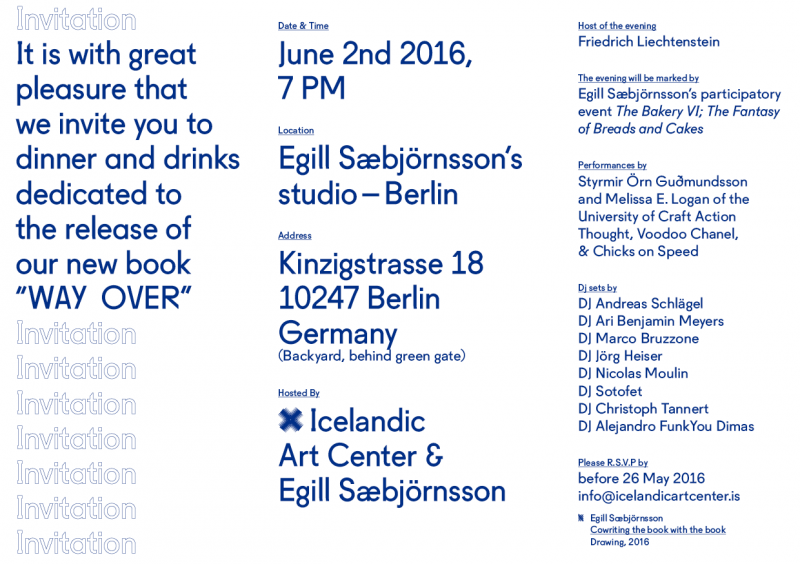 Icelandic Art Center Invite<br />