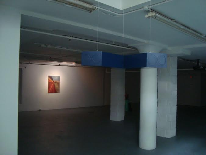 Hreinn Friðfinnsson, Bláhorn, 2010<br />