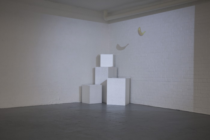Egill Sæbjörnsson, Five Boxes, 2009<br />